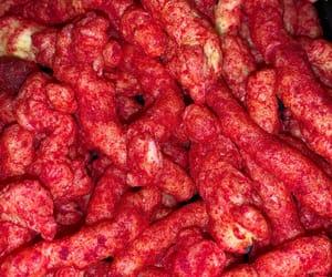 food, want, and hot cheetos image