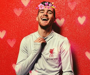 football, lfc, and andrew robertson image