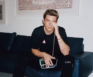 band, music, and lany image