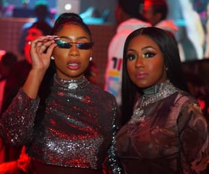 city girls, tommie lee, and yung miami image