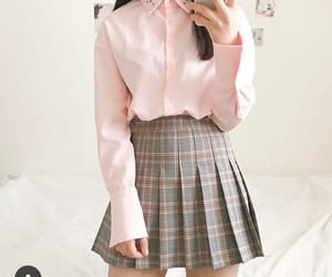 clothing, skirts, and fashion image