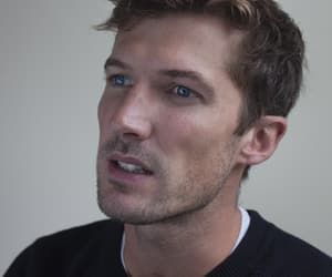 actor, beautiful, and gwilym lee image