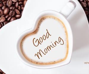 coffee, heart, and february image