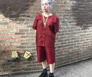 billie eilish, billie, and fashion image