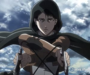 aot, anime, and snk image