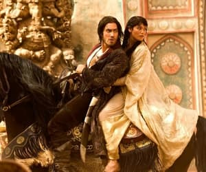 prince of persia, jake gyllenhaal, and gemma arterton image