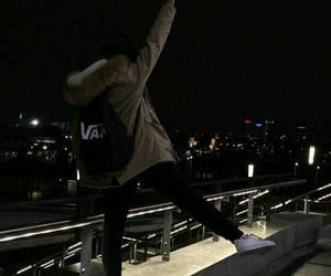 aesthetic, grunge, and night image