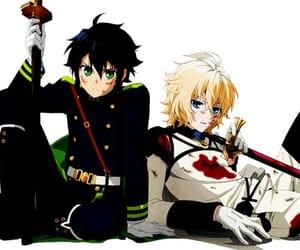 anime, mika, and anime boys image