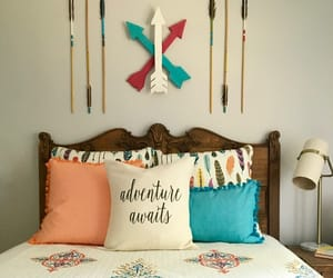 bedroom, ideas, and dorm image