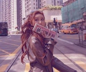 city, k-pop, and mamamoo image