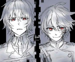 anime, vampire, and mikaela hyakuya image