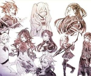 anime, fanart, and owari no seraph image