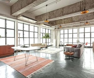 apartment and industrial image
