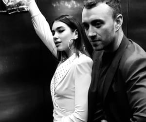 black white, duo, and sam smith image