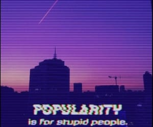 wallpaper, aesthetic, and purple image