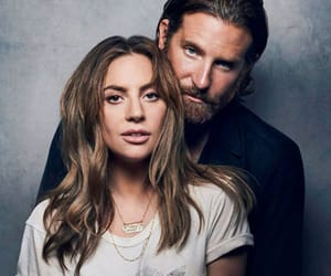 Lady gaga and bradley cooper image