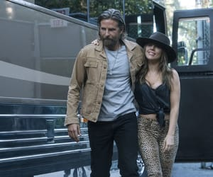 Lady gaga, movie, and a star is born image