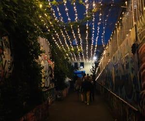 london, romantic, and summer night image