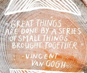 quotes, van gogh, and vincent van gogh image