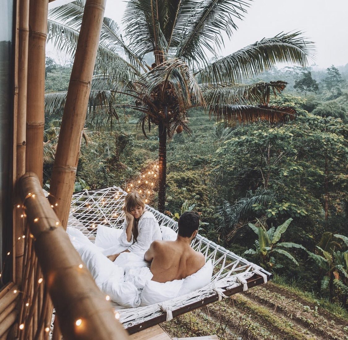 couple, travel, and adventure image