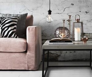 home, pink, and design image