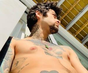 Tattoos, boys, and zayn malik image
