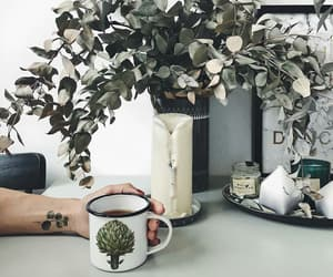 aesthetic, drink, and tea image