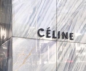 chic, fashion, and céline image