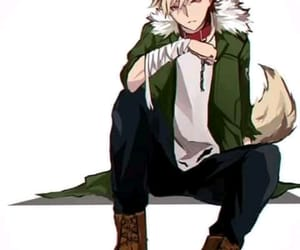 anime, quirk, and kacchan image