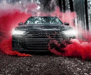 aesthetic, audi, and black image