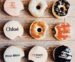 aesthetic, designer, and donuts image