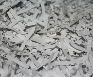 important information, paper shredding, and confidentiality image