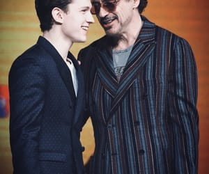 tom holland, Avengers, and Marvel image