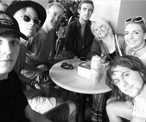 family, smile, and riker lynch image