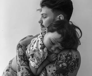 ink, tattoo, and love image