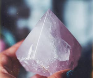 aesthetic, crystal, and magic image