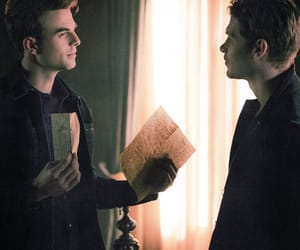 brothers, The Originals, and Vampire Diaries image