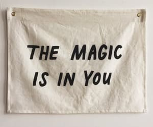 quotes, magic, and inspiration image