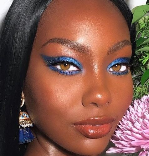 article, brown girls, and beauty image