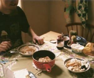 breakfast and vintage image