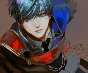 anime, ichigo hitofuri, and blue image
