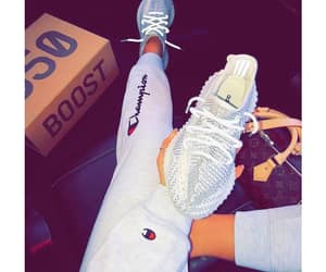 shoes, sneakers, and champion image