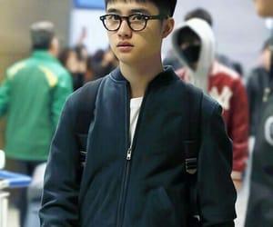 asian, korean, and boys image
