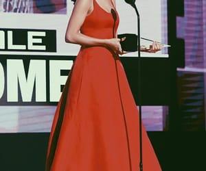 selena gomez, red, and amas image