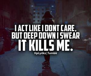 quote, kill, and text image