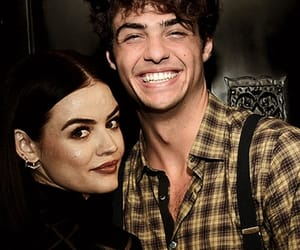 lucy hale and noah centineo image