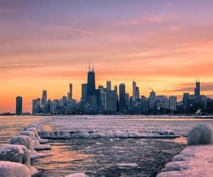chicago, 2019, and polar vortex image