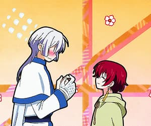 anime, anime boy, and yona of the dawn image
