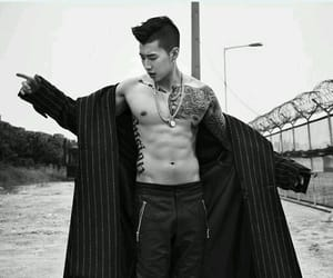 abs, kpop, and boys image