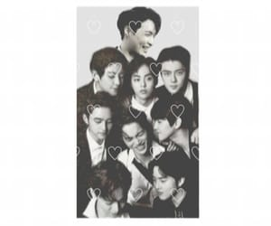 exo, cute, and handsome image